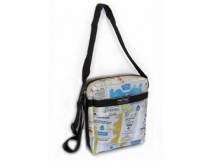 Fairtade Ragbag mini schoudertas van Ragbag Mother Dairy