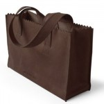 My Paper Bag handbag chocolate