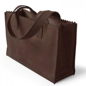 My Paper Bag handbag chocolate