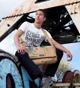 Ragbag fairtrade schoudertas