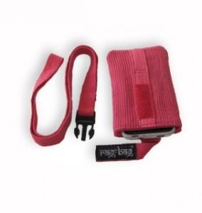 Ragbag calcutta roze telefoonhoesje fairtrade